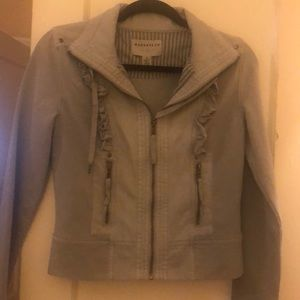 Anthropologie Marrakech mcmcc fitted jacket